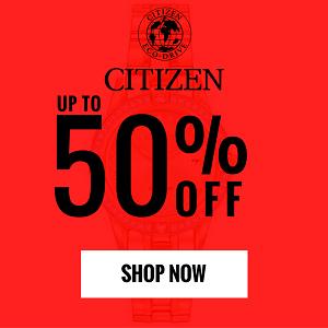 citizen watch sale