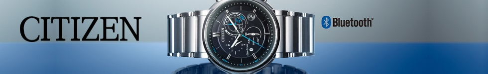 Citizen Bluetooth watches from WatchO