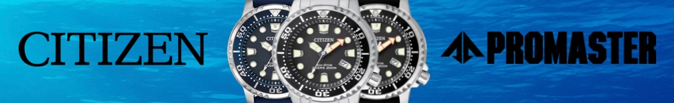 Citizen Promaster Watches from WatchO
