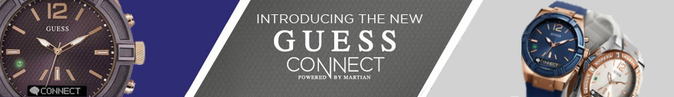 Guess Connect at WatchO