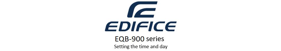 EQB-900 Manual