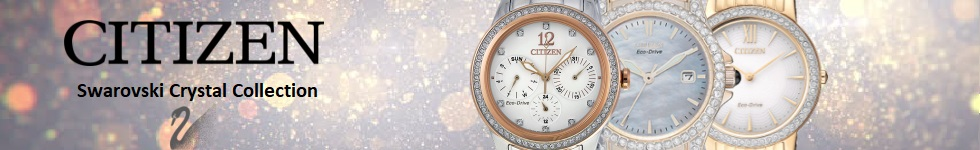 Citizen Swarovski Watches from WatchO