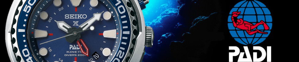 Seiko Padi Watched from WatchO
