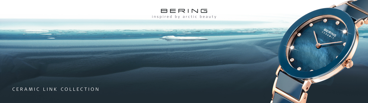 Bering ladies ceramic watches from watcho