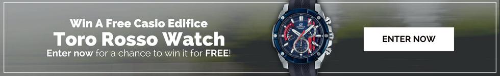 Win A Free Watch!